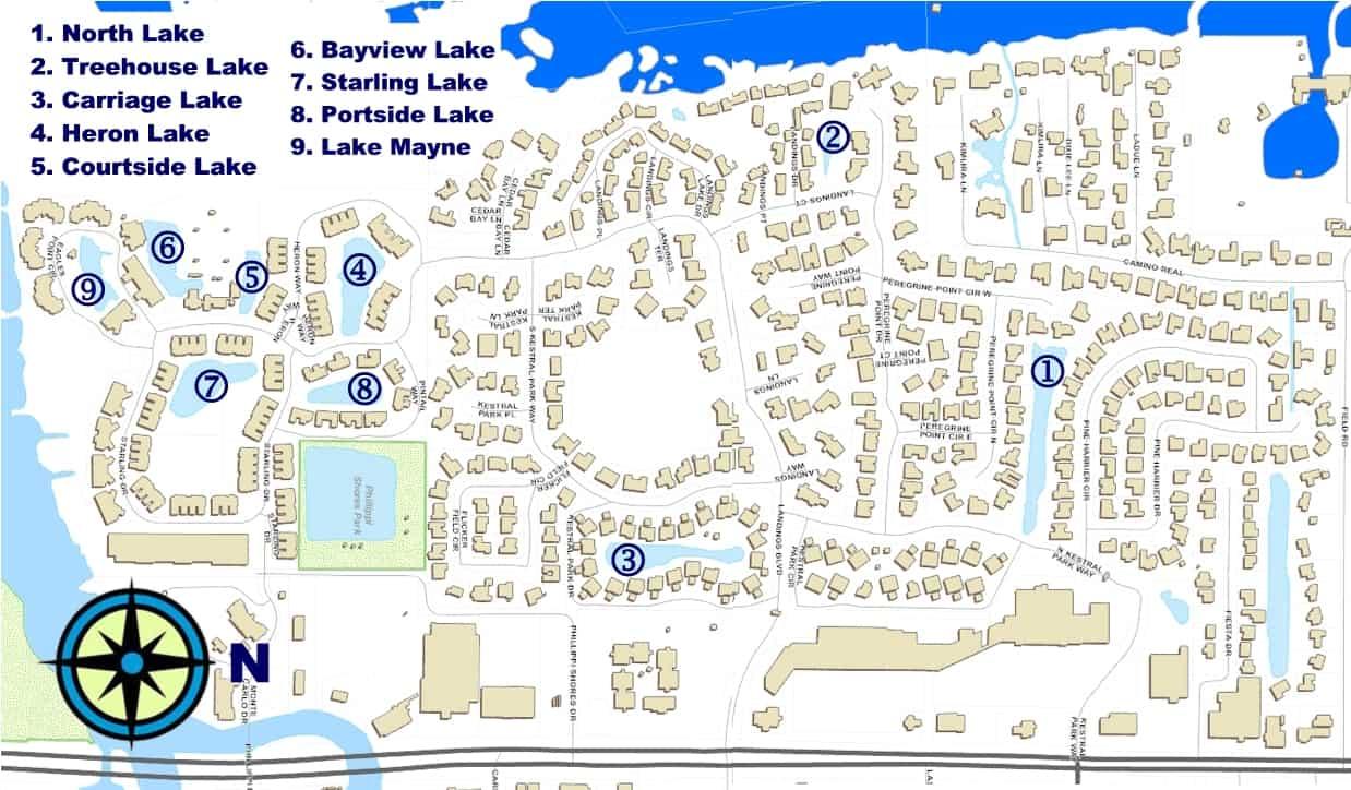 Landings Lakes